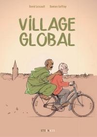 David Lessault et Damien Geffroy - Village Global.