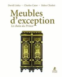 David Linley et Charles Cator - Meubles d'exception.