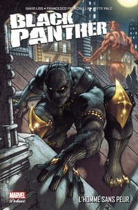 David Liss et Francesco Francavilla - Black Panther - L'homme sans peur.