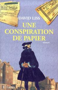 David Liss - .