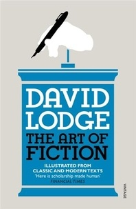 David Lodge - The Art of Fiction.