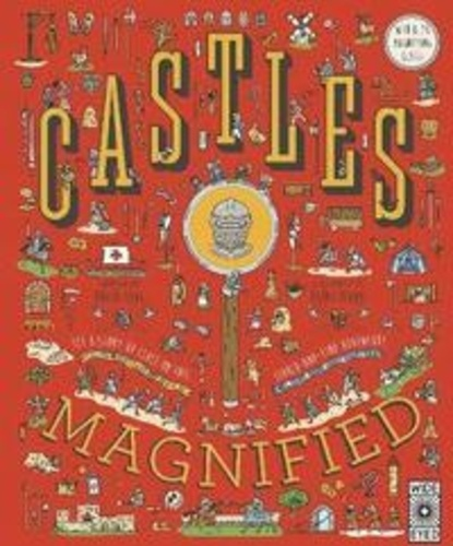 David Long - Castles magnified.