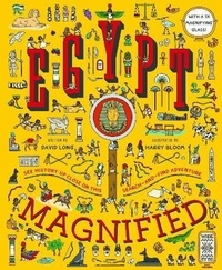 David Long - Egypt magnified - See history up close on this search-and-find adventure.