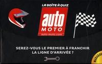 David Lortholary - La boîte à quiz Auto-moto.