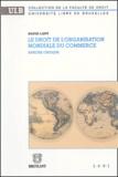 David Luff - Le droit de l'Organisation mondiale du commerce - Analyse critique.