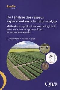 De lanalyse des réseaux expérimentaux à la méta-analyse - Méthode et applications avec le logiciel R pour les sciences agronomiques et environnementales.pdf