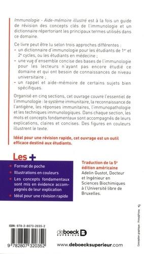 Immunologie. Aide-mémoire illustré 4e édition
