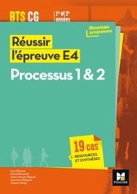 Deedr.fr Réussir l'épreuve e4 : processus 1 & 2 - BTS CG Image