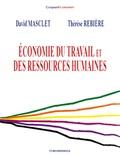 David Masclet et Thérèse Rebière - Economie du travail et des ressources humaines.