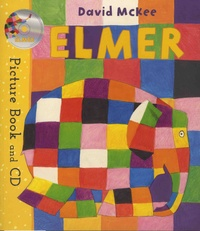 David McKee - Elmer. 1 CD audio