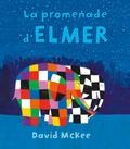 David McKee - La promenade d'Elmer.