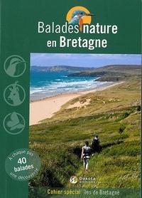 David Melbeck et Jean Chevallier - Balades nature en Bretagne.