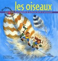 David Melbeck et Alexis Nouailhat - Les oiseaux.