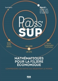 David Meneu - Mathématiques pour la filière économique - Comprendre ces maths qui régentent le monde.