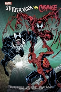 David Michelinie et Tom DeFalco - Carnage VS Spider-Man.