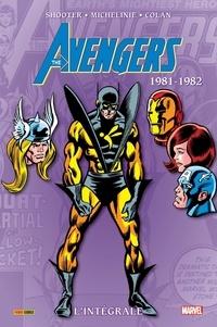 David Michelinie et Bill Mantlo - The Avengers : L'intégrale Tome 18 : 1981-82.