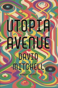 David Mitchell - Utopia Avenue.
