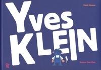David Moquay - Yves Klein.