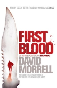 David Morrell - First Blood.