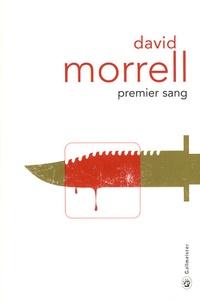 David Morrell - Premier sang.