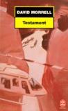 David Morrell - Testament.