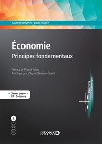 Agnès Bénassy-Quéré - Économie - Principes fondamentaux.