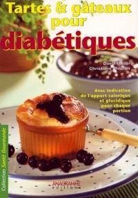 Tartes et gâteaux pour diabétiques - Avec indication de lapport calorique et glucidique pour chaque portion.pdf
