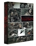 David Muñoz - La terre des vampires Intégale : Coffret en 3 volumes : Tome 1 Exode ; Tome 2 Requiem ; Tome 3 Résurrection.