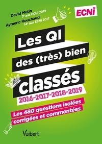 David Mutin et Aymeric Rouchaud - Les questions isolées des (très) bien classés 2016-2017-2018-2019.