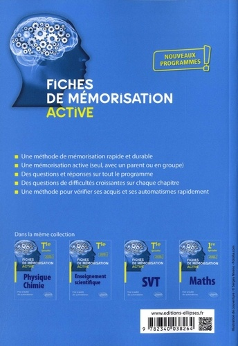 Spécialité Mathématiques Tle  Edition 2020