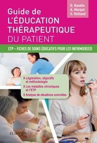 Télécharger un ebook à partir de google book mac Guide de l'éducation thérapeutique du patient  - ETP, fiches de soins éducatifs pour les infirmier(e)s CHM ePub (French Edition)