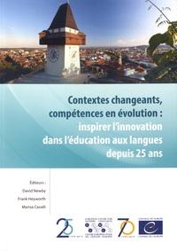 David Newby et Frank Heyworth - Contextes changeants, compétences en évolution : inspirer l'innovation dans l'éducation aux langues depuis 25 ans.