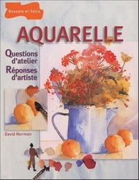 David Norman - Aquarelle.