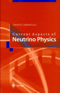 Galabria.be Current Aspects of Neutrino Physics Image