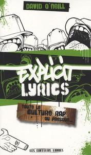 Explicit Lyrics - Toute la culture rap ou presque....pdf