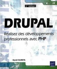 Openwetlab.it Drupal - Réalisez des développements professionnels avec PHP Image