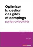 David Paquet - Optimiser la gestion des gîtes et campings par les collectivités.