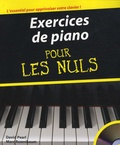 David Pearl - Exercices de piano pour les nuls. 1 Cédérom