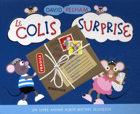 David Pelham - Le colis surprise.