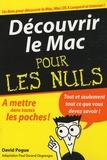 David Pogue - Découvrir le Mac pour les Nuls.