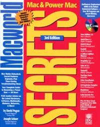 Deedr.fr MACWORLD MAC & POWER MAC SECRETS. Avec CD-ROM, 3rd edition 1997 Image