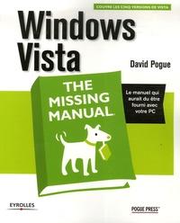 David Pogue - Windows Vista.