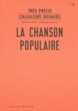 David Poullard et Guillaume Rannou - La chanson populaire.