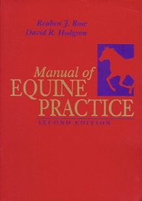 Deedr.fr MANUAL OF EQUINE PRACTICE. Second Edition Image