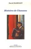 David Ramolet - Histoires de Chansons.