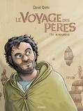 David Ratte - Le Voyage des pères T4 - Barabbas.