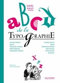 David Rault - Abcd de la typographie.