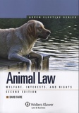 David-S Favre - Animal Law: Welfare, Interests, and Rights.
