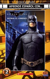 David S. Goyer - Batman: el comienzo. 1 CD audio