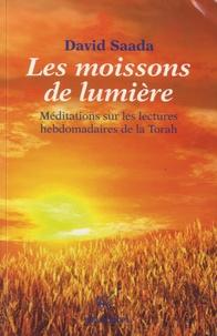 Checkpointfrance.fr Les moissons de lumière - Méditations sur les lectures hebdomadaires de la Torah Image